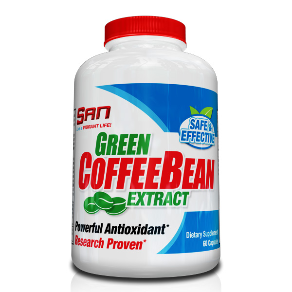 SAN Green Coffee Bean Extract