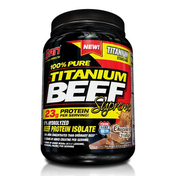 SAN Titanium Beef Supreme