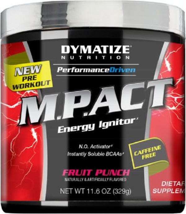 Dymatize  M.p.act Caffeine Free /Без Кофеин/343 гр