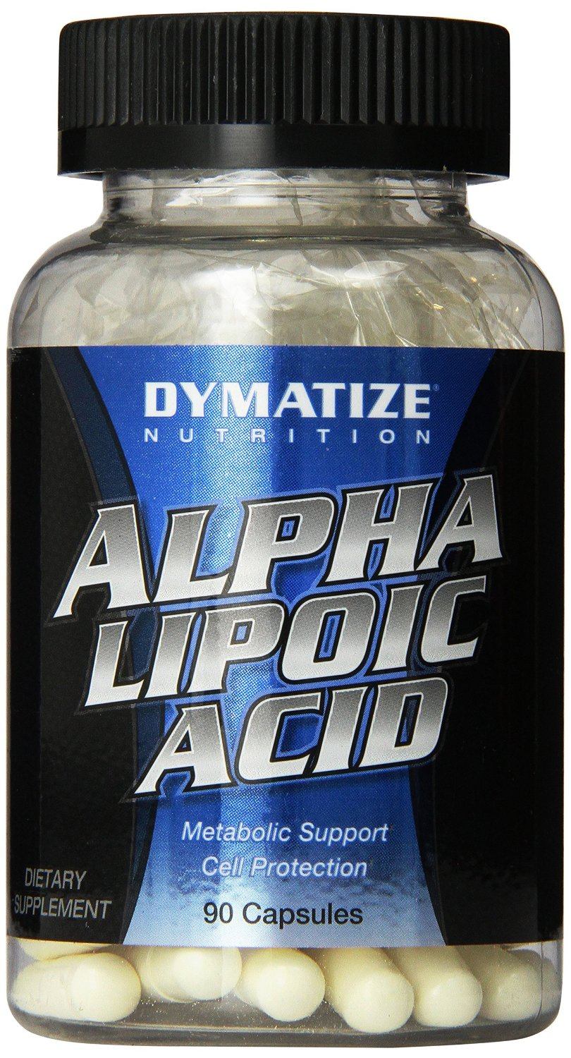 Dymatize Alpha Lipoic Acid 200 mg