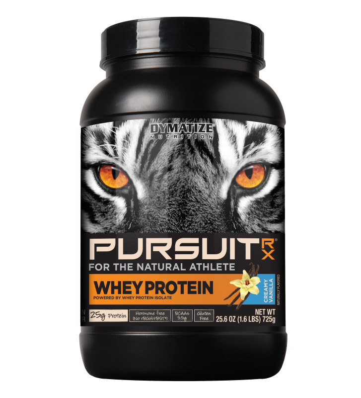Dymatize Pursuit Rx 100% Whey Protein