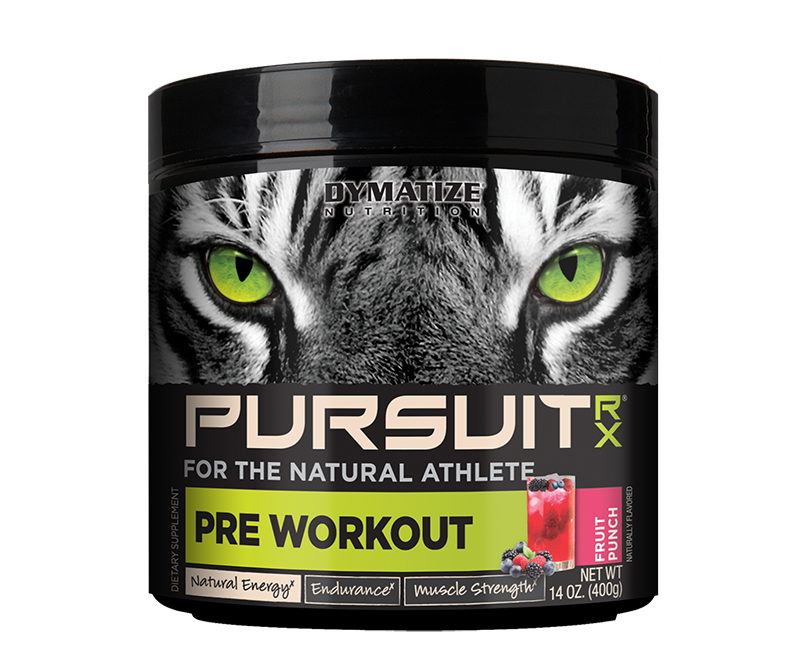 Dymatize Pursuit Rx Pre-Workout