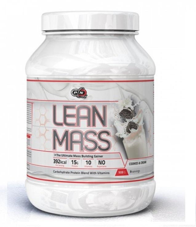 Pure Nutrition Lean Mass