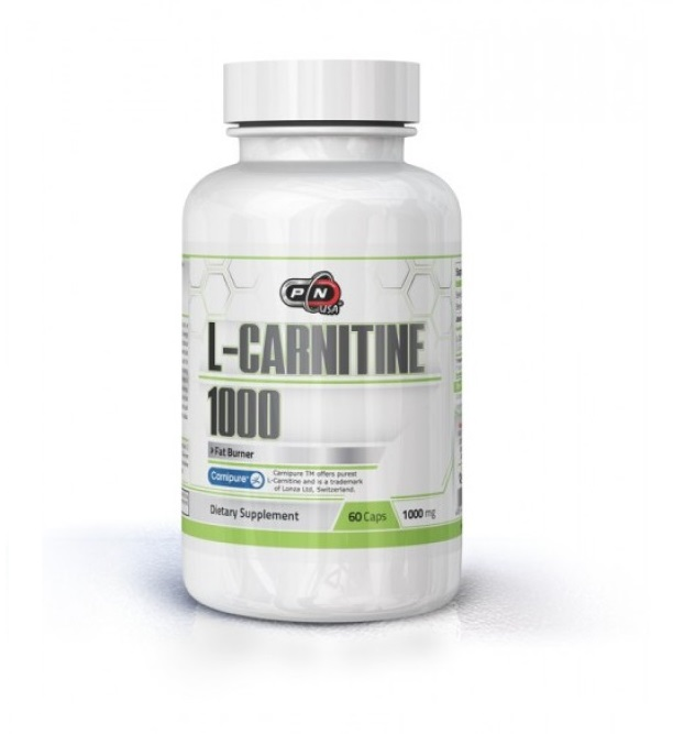 Pure Nutrition L-Carnitine 1000 мг