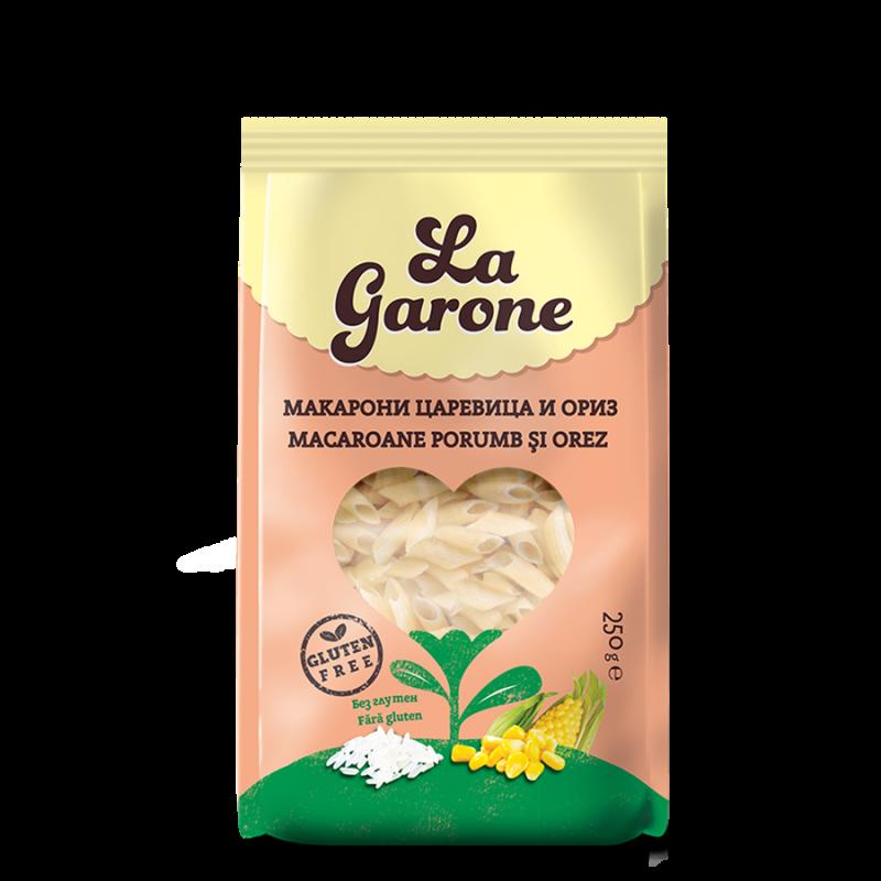 LaGarone  Макарони Царевица и Ориз