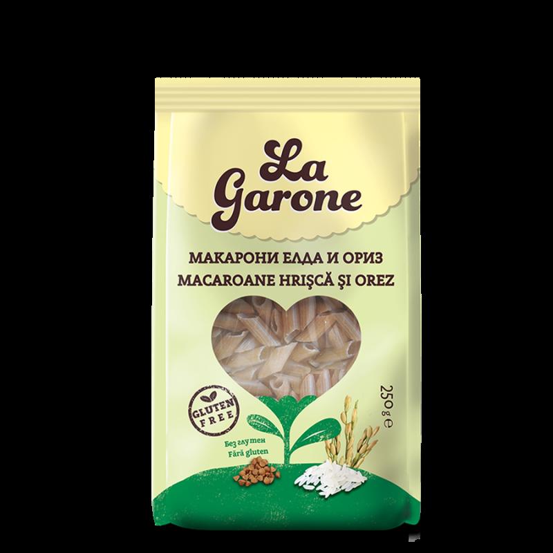 LaGarone Макарони Елда и Ориз