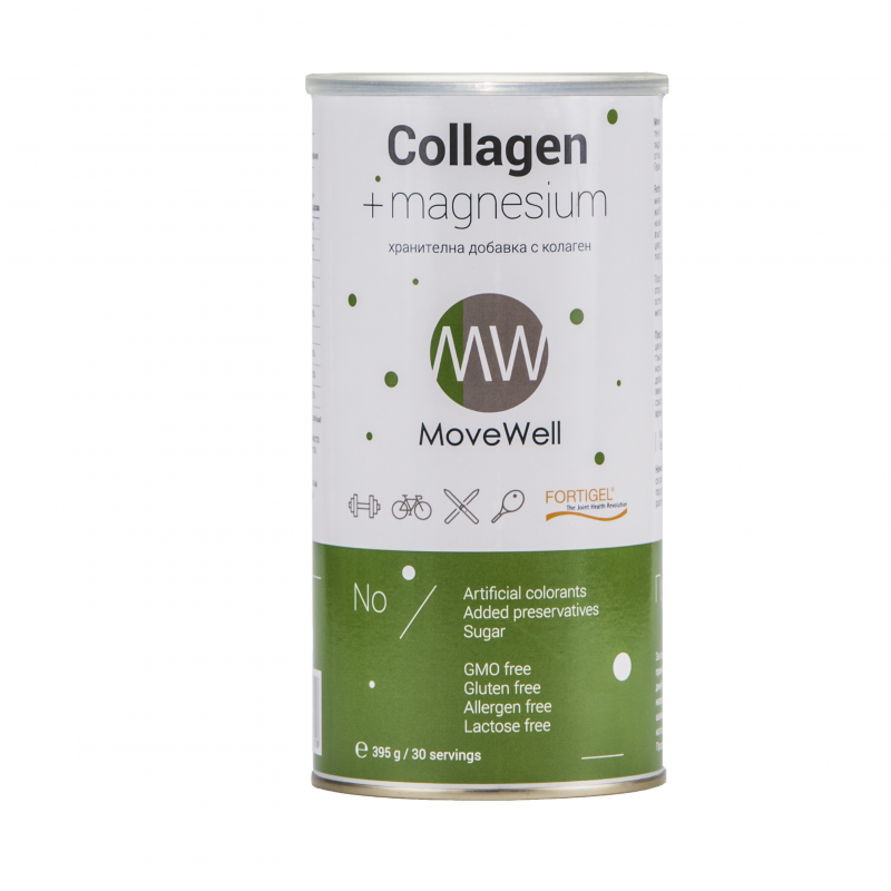 MOVEWELL Collagen + Magnesium