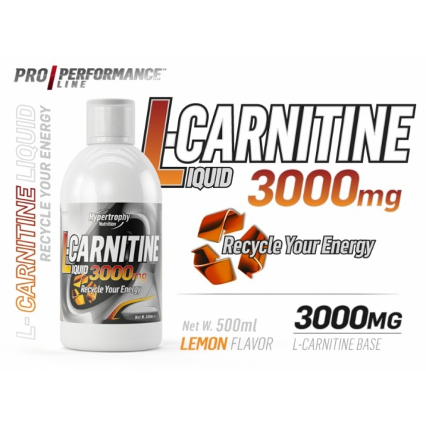 HYPERTROPHY L-Carnitine 150 000 mg