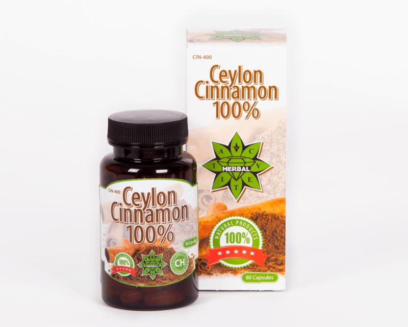 Cvetita Herbal 100% Канела кора