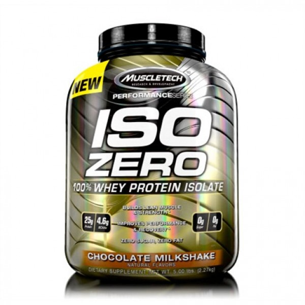 Muscletech Iso Zero