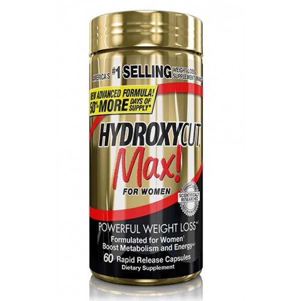 Muscletech Hydroxycut Max For Women