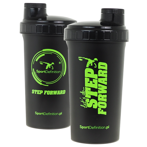 Sport Definition Shaker Step Forward