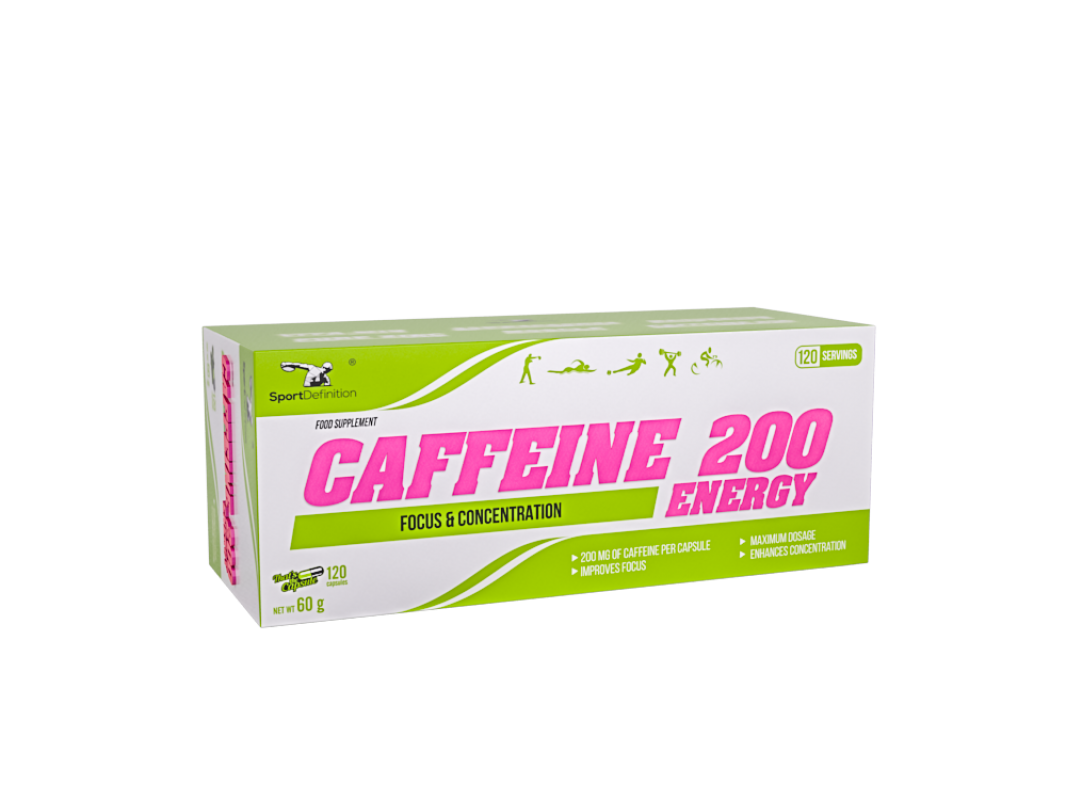 Sport Definition Caffeine 200 Energy