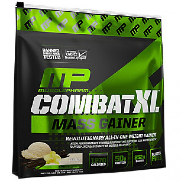 Muscle Pharm Combat Xl Mass Gainer