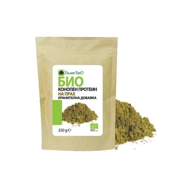 Балев Био Био конопен протеин