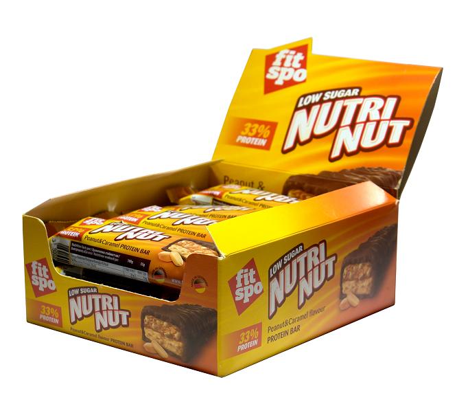 Fit Spo Nutri Nut