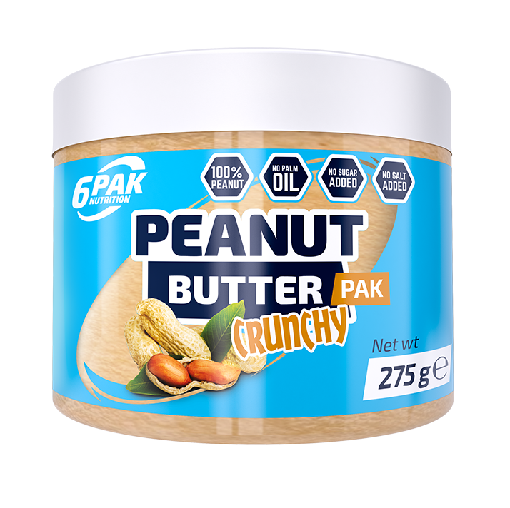 6PAK NUTRITION Peanut Butter Pak