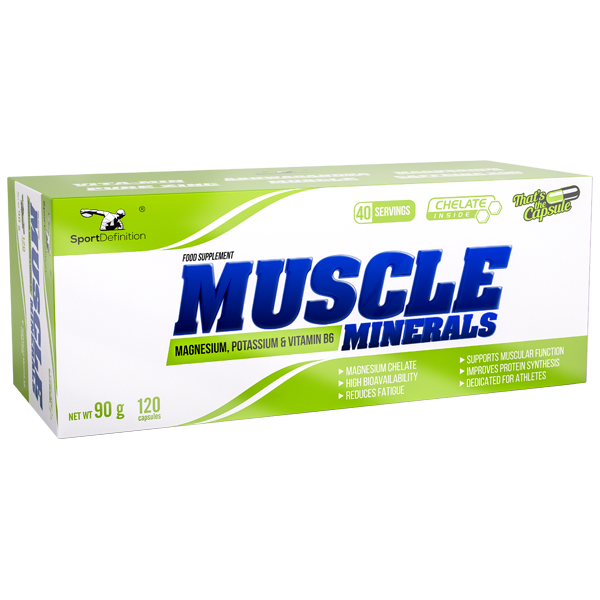 Sport Definition Muscle Minerals