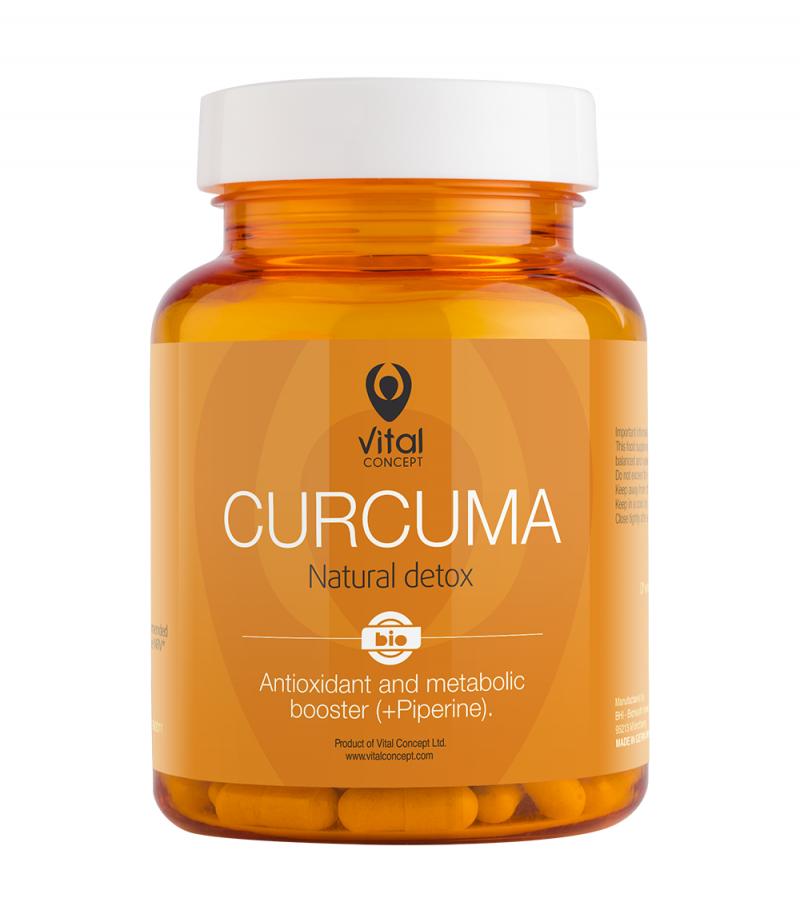 Vital Concept Curcuma