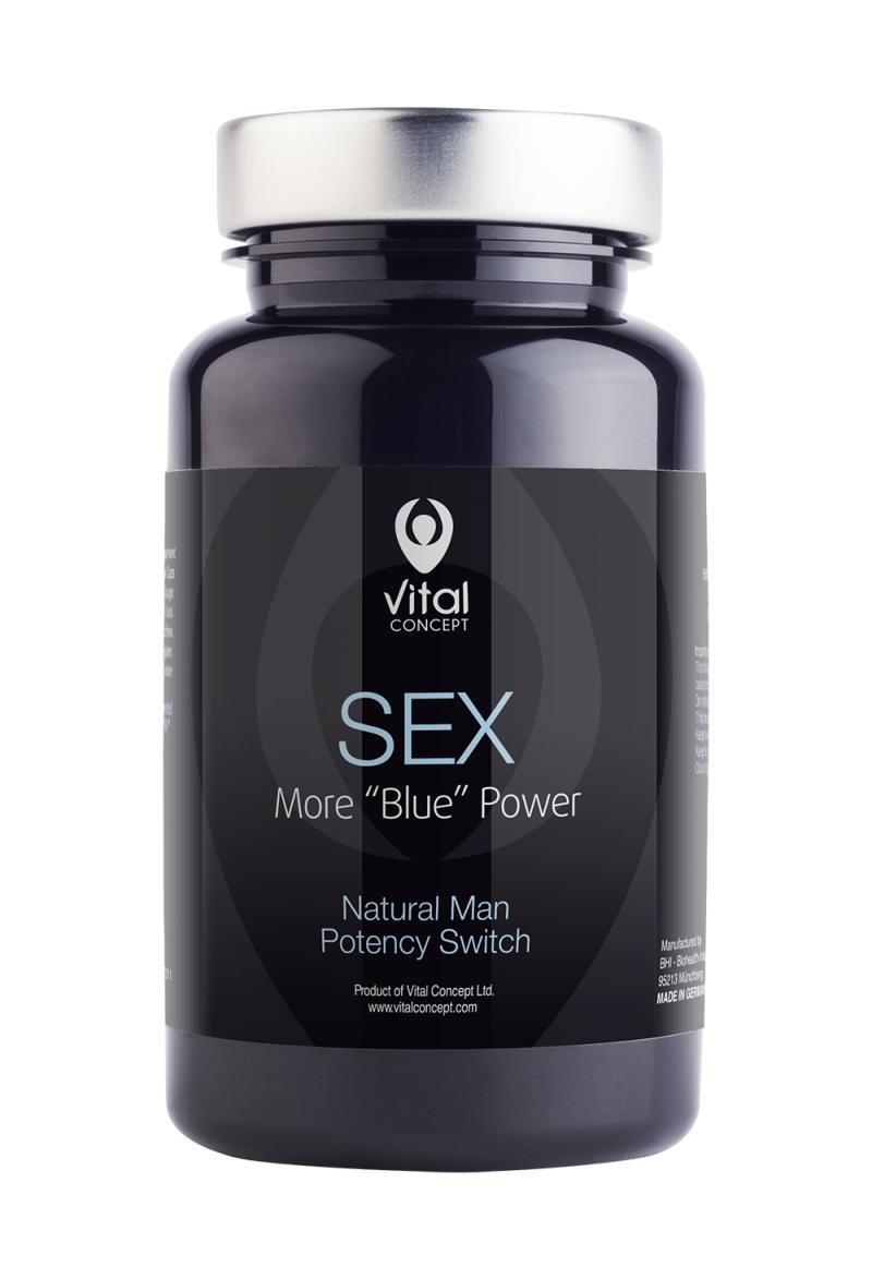 Vital Concept Sex 60caps