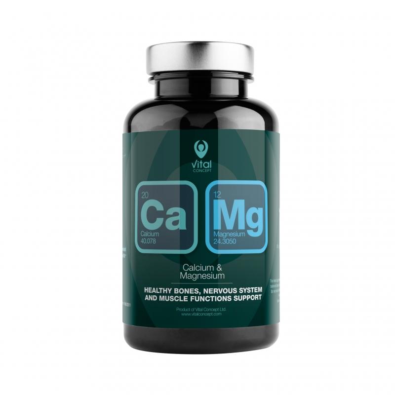 Vital Concept Calcium & Magnesium