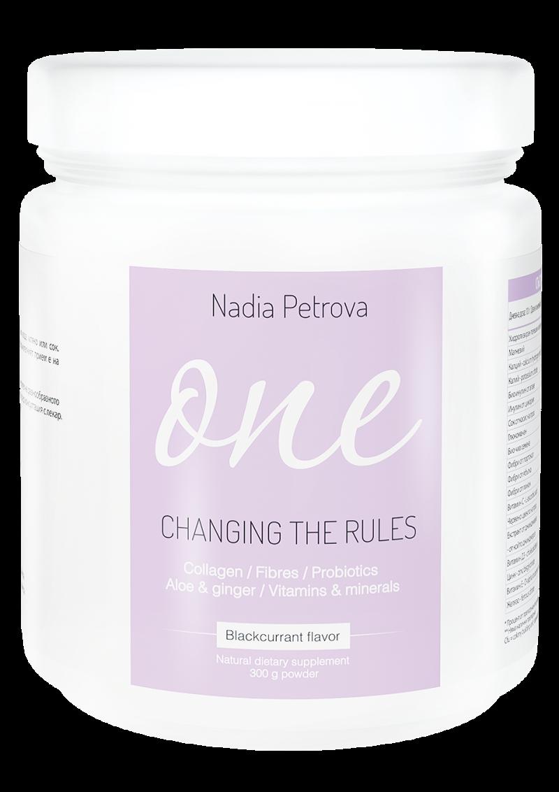 Nadia Petrova One с колаген