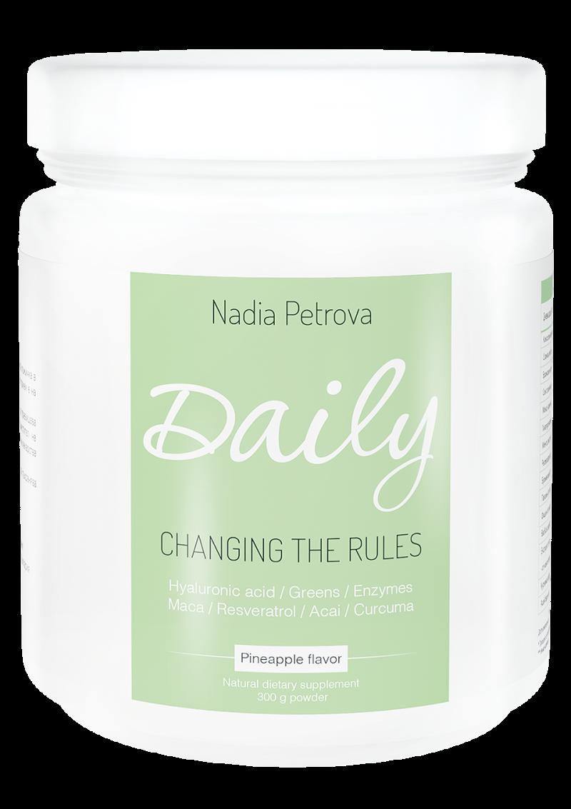 Nadia Petrova Daily с хиалуронова киселина