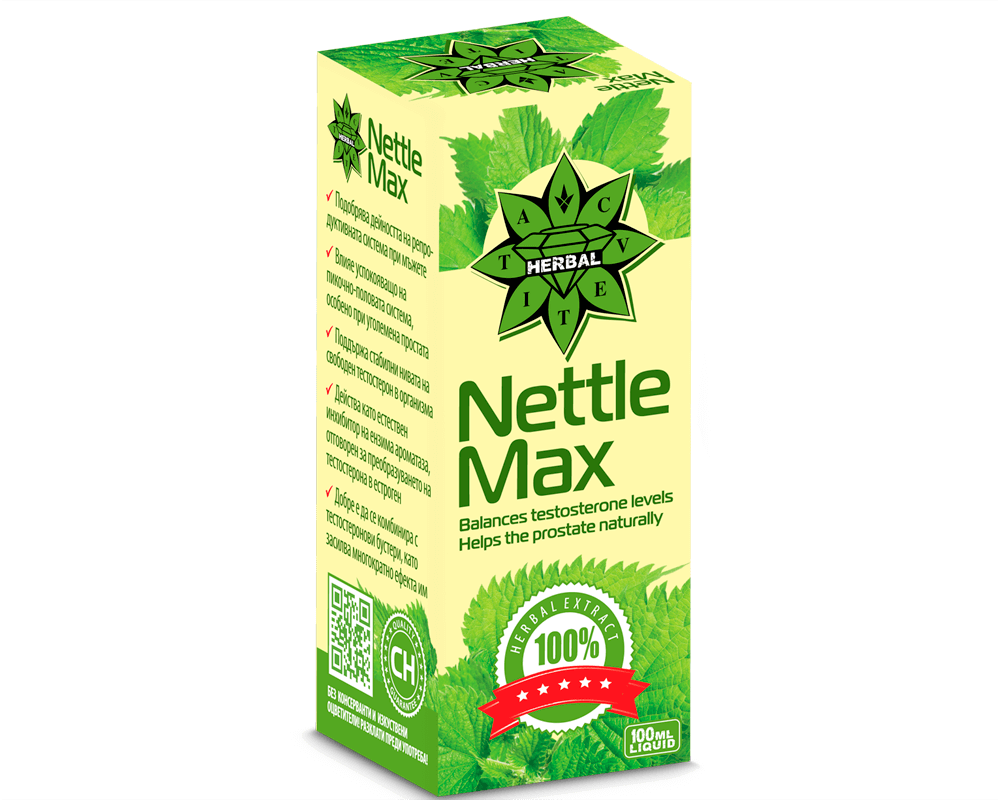 Cvetita Herbal Nettle Max 100ml