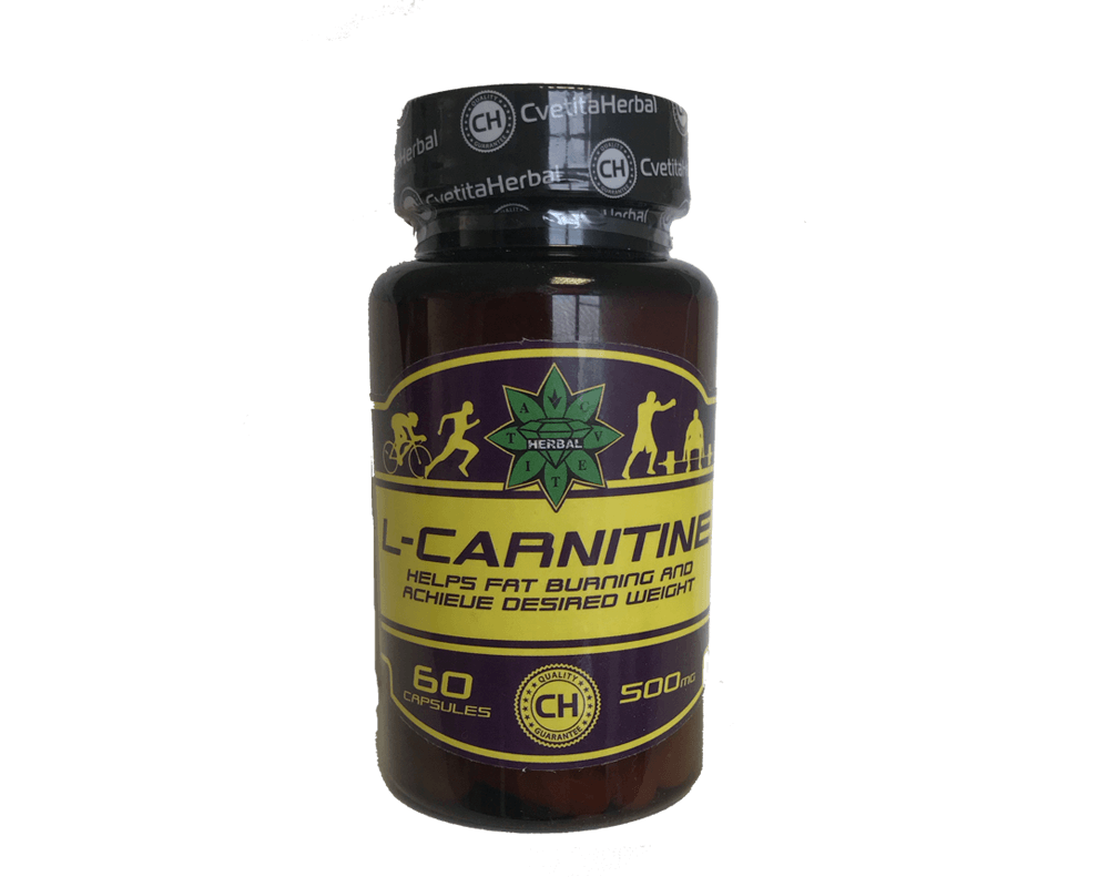 Cvetita Herbal L-carnitine