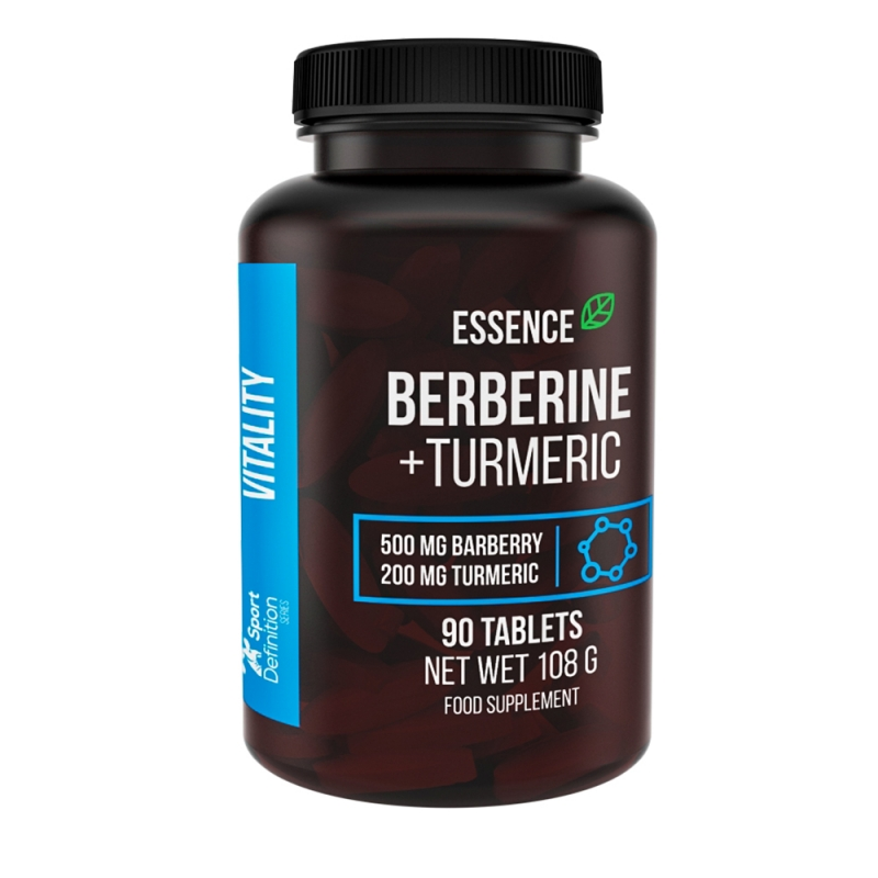 Sport Definition Essence Berberine + Turmeric