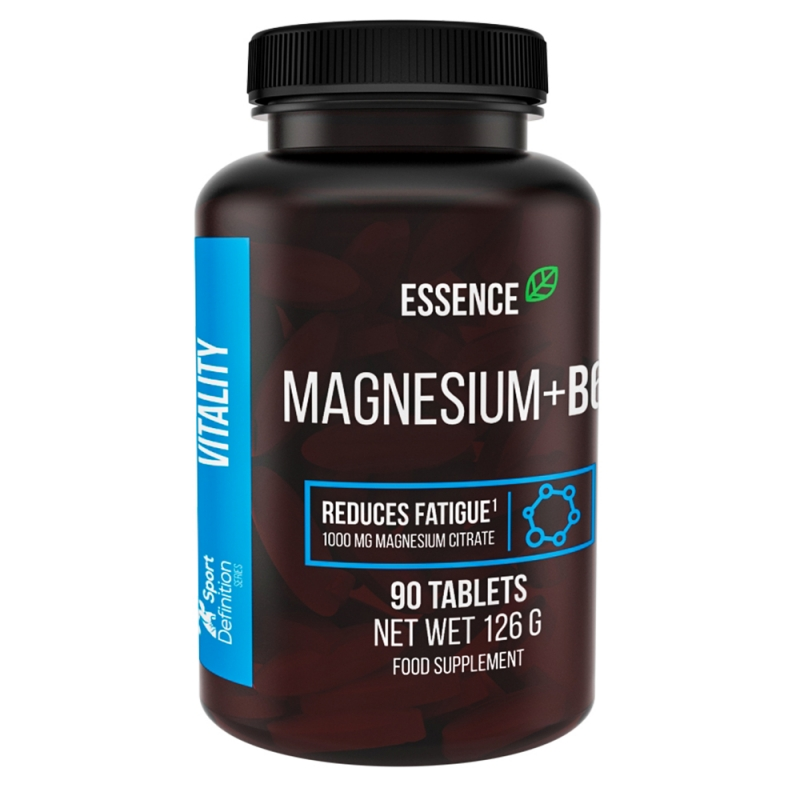 Sport Definition Essence Magnesium + B6