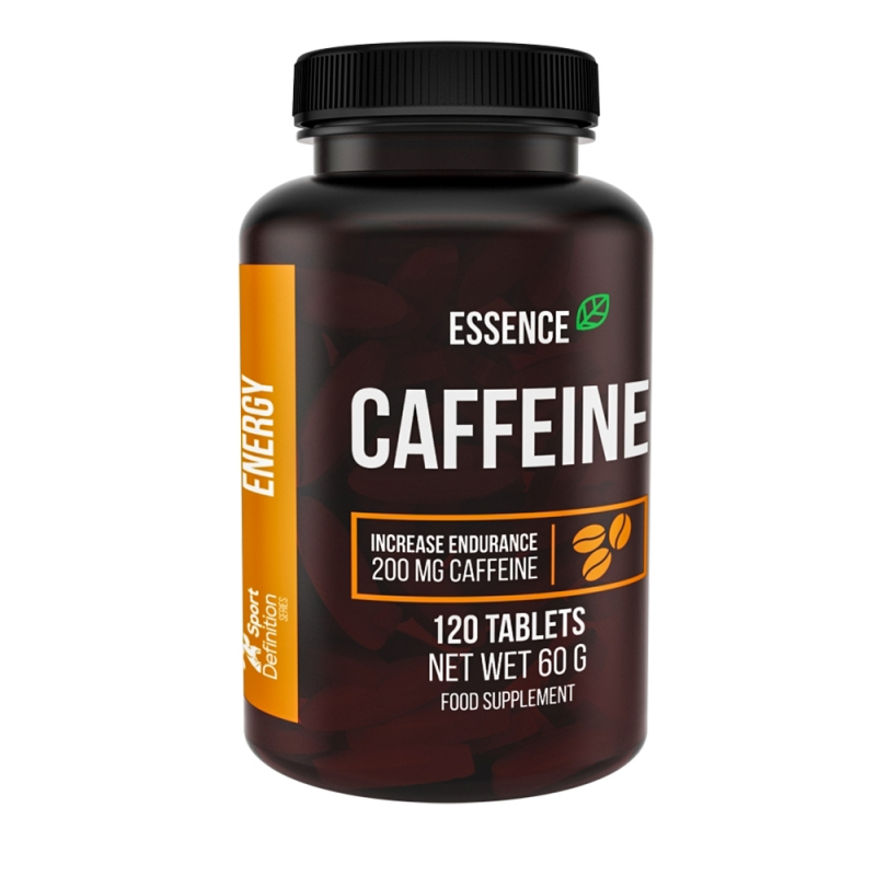 Essence Nutrition Caffeine 120tabs (Кофеин)