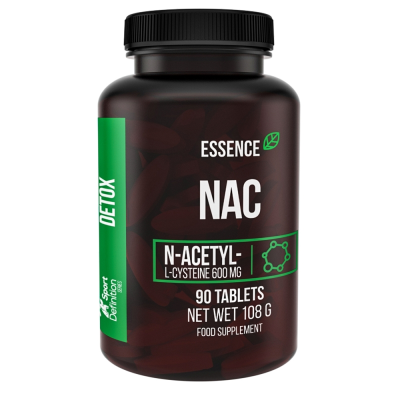 Essence Nutrition Nac 90tabs (Н-ацетил цистеин/Антиоксидант)