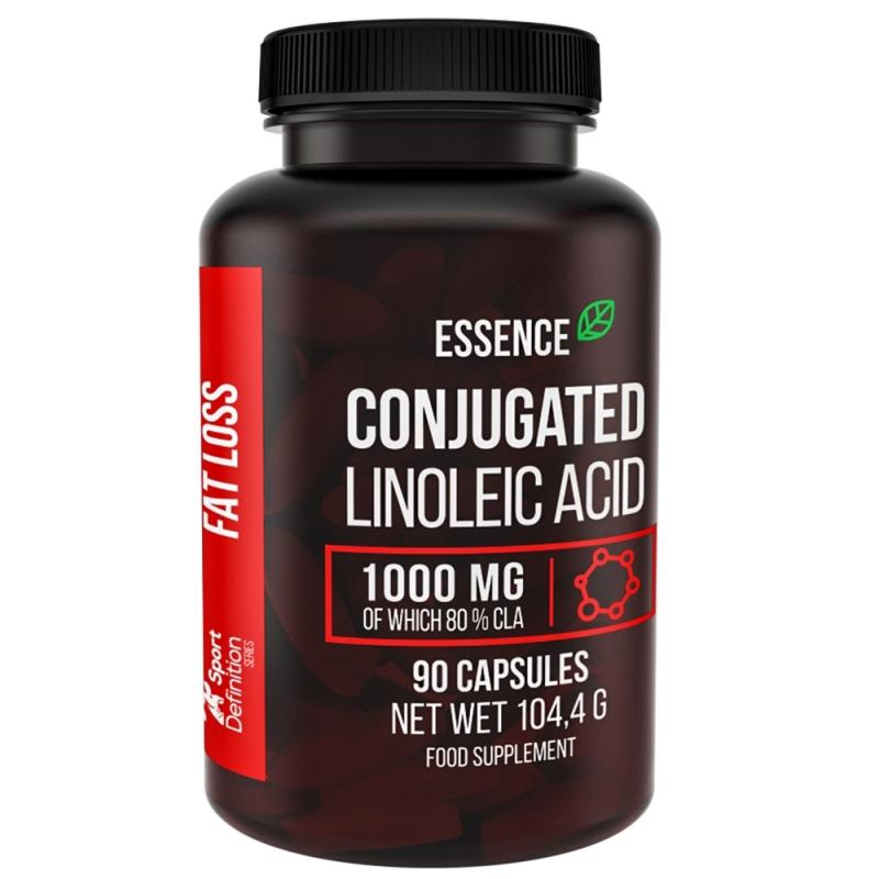 Essence Nutrition Cla 90caps (Конюгирана линолова киселина КЛА)