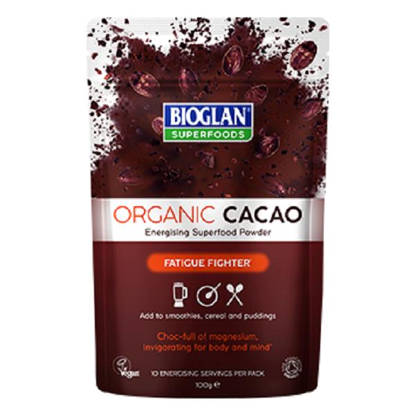Bioglan Organic Cacao