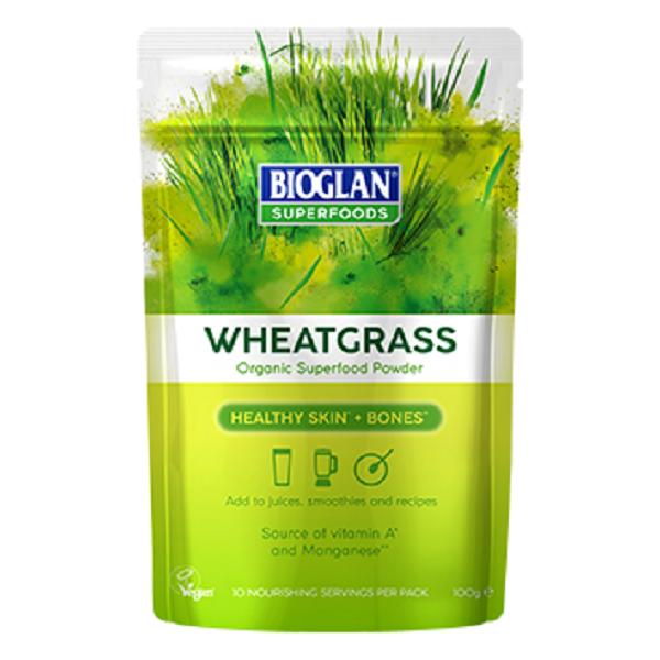 Bioglan Wheatgrass