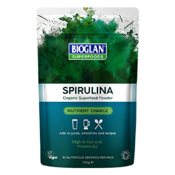 Bioglan Spirulina
