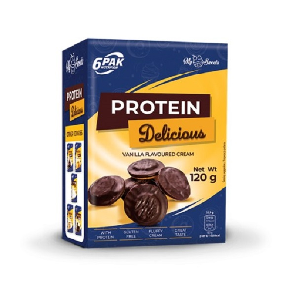 6PAK NUTRITION My Sweets Protein Delicious 120g