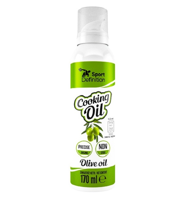 Sport Definition Cooking Oil Spray Olive Oil 170ml