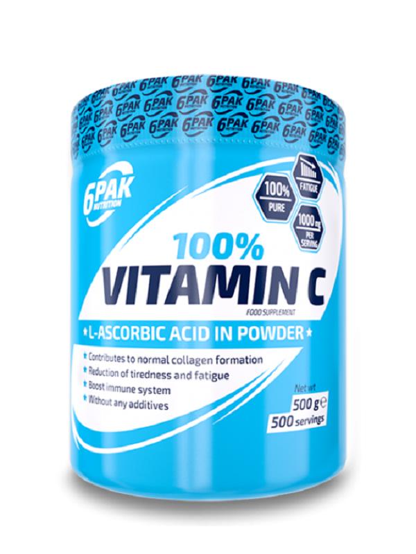 6PAK NUTRITION Vitamin C