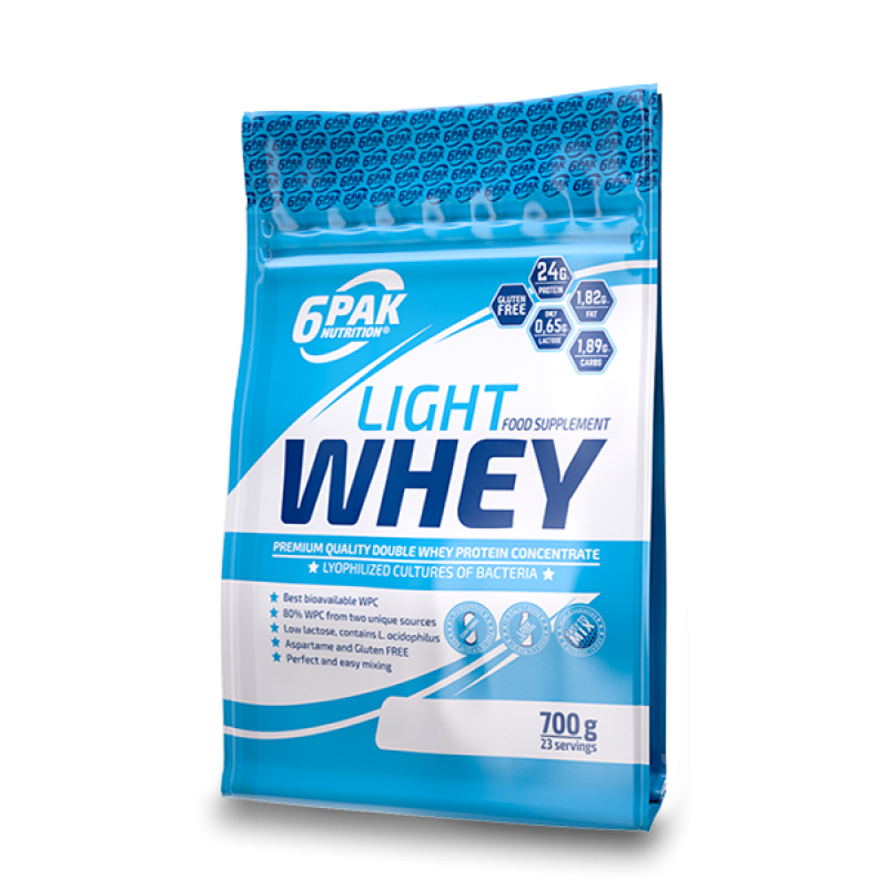 6PAK NUTRITION Light Whey