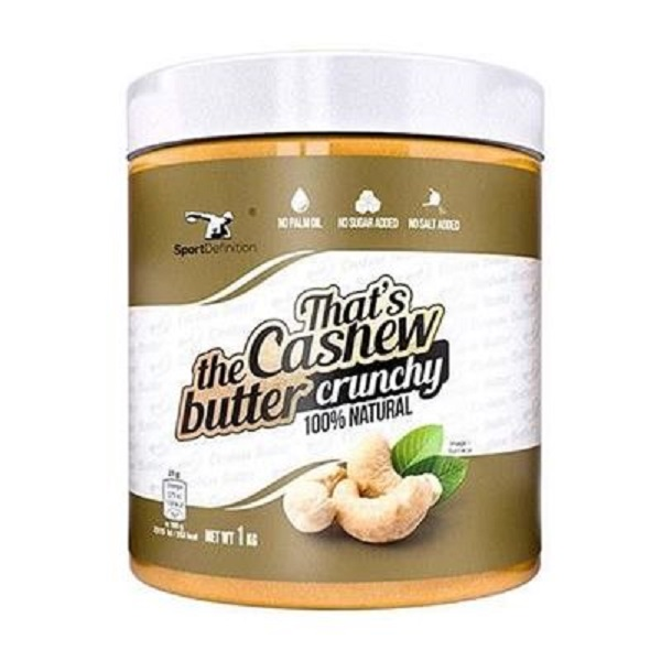 That's The Cashew Butter
