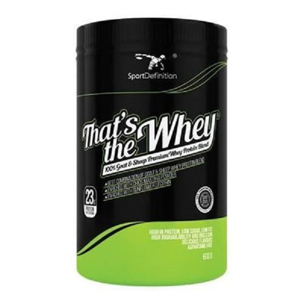 That′s The Whey Goat & Sheep