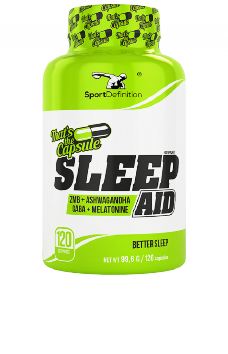 Sport Definition Sleep Aid
