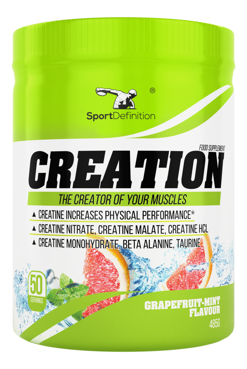 Sport Definition Creation