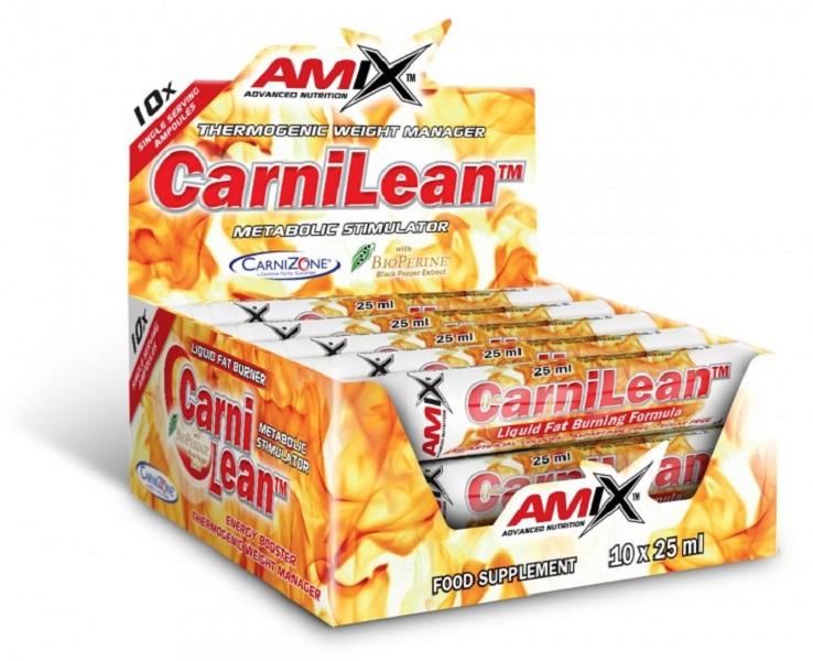 AMIX Carnilean 10 ампули