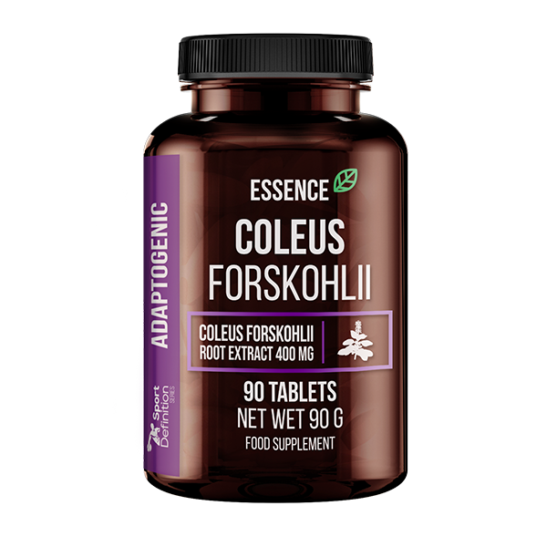 Essence Nutrition Coleus Forskohlii 90tabs (Колеус форсколилй/Отслабване)