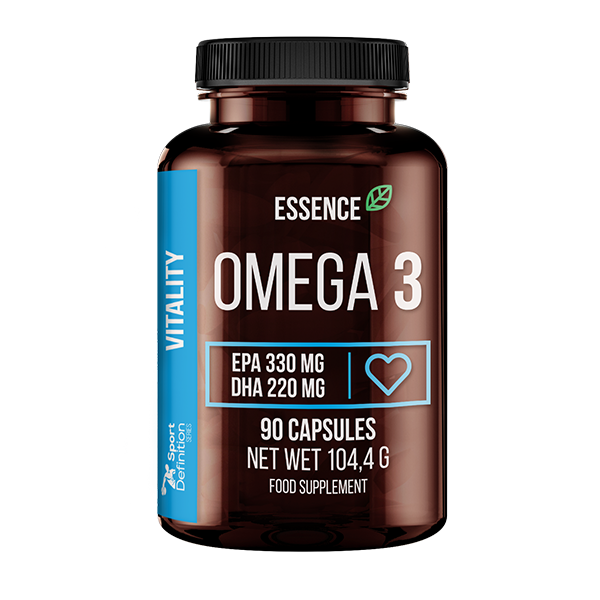 Essence Nutrition Omega 3 90caps (Омега 3)