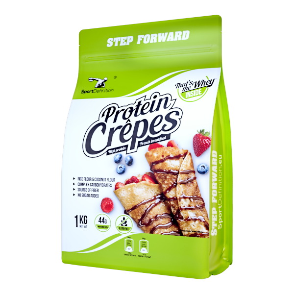 Sport Definition Protein Crepes