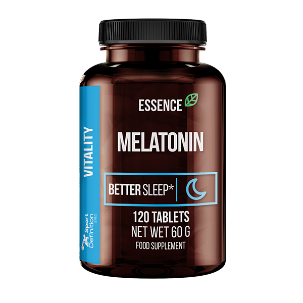 Essence Nutrition Melatonin 120tabs (Мелатонин)